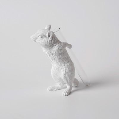 Vase Streifenhörnchen 03