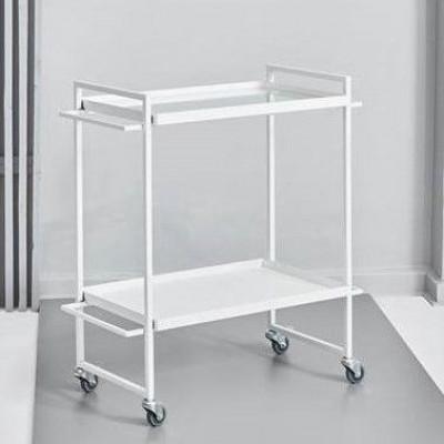 Bauhaus Trolley   White