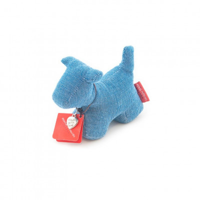 Schreibtischhelfer Max der Hund | Slubby Blau