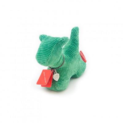 Schreibtischhelfer Max der Hund | Cord | Grün