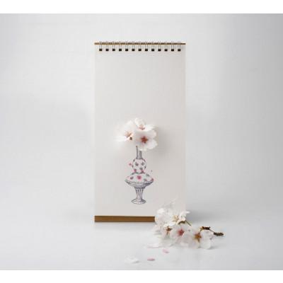Papiervase | Vase