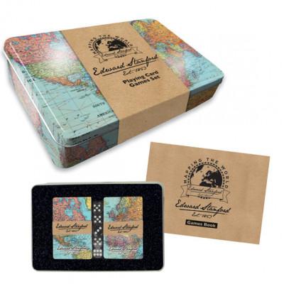 Spielkarten in der Blechdose   RF12561