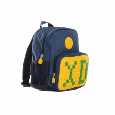 Small Backpack | Yellow