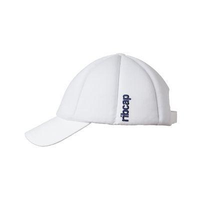 Cotton Twill Baseball Cap | White
