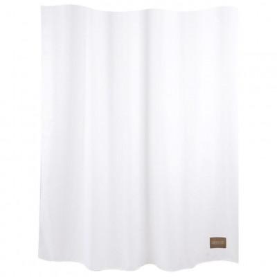 Shower Curtain | Plain White