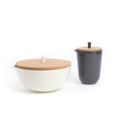 Salad Bowl and Small Box