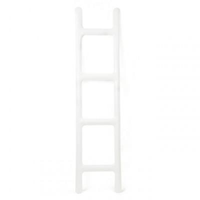 Drab Ladder Hanger- White
