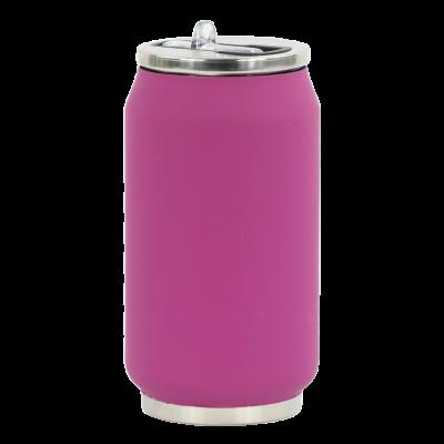 Isotherme Blechdose 280 ml | Violett