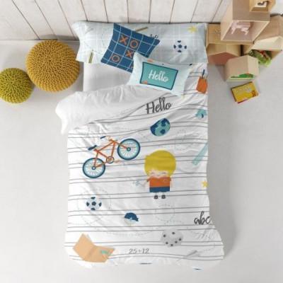 Duvet Cover 140 x 200 cm & Pillow 40 x 40 cm   Notebook