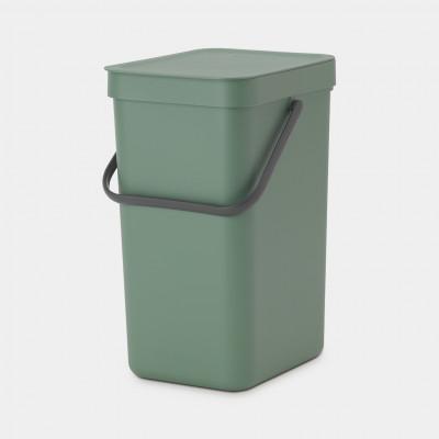 Mülleimer Sort & Go 12 L   Grün