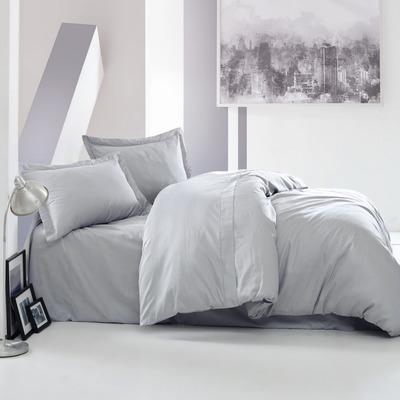 Bettbezug Elegant 200 x 200 cm | Grau