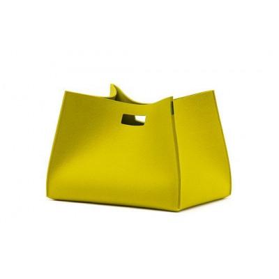 Tall Box Rectangular - Citron
