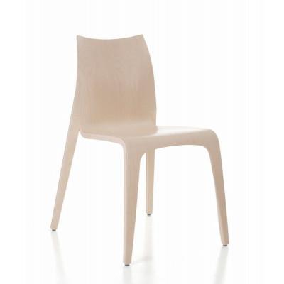 Flow Chair | Gebleichte Birke