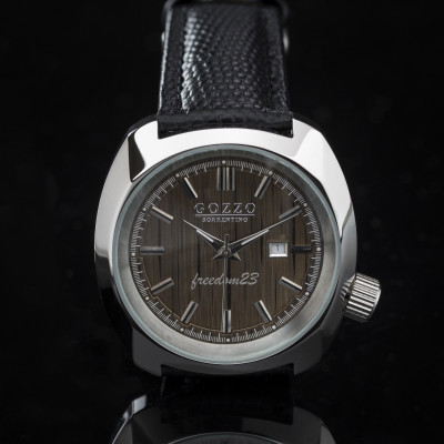 Timepiece Maestrale   Silver