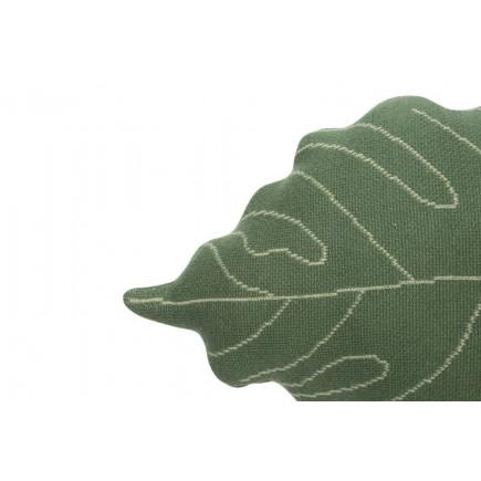 Kissen   Baby Leaf   Grün