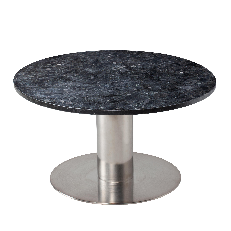 Coffee Table Pepo | Black / Chrome