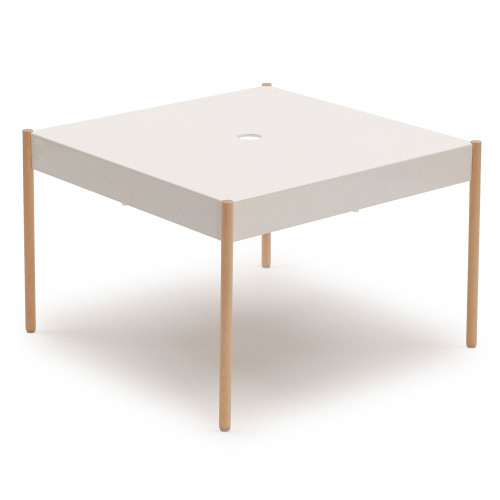 La Table Stackable Sofa Table STW/670x670   White RAL 9016