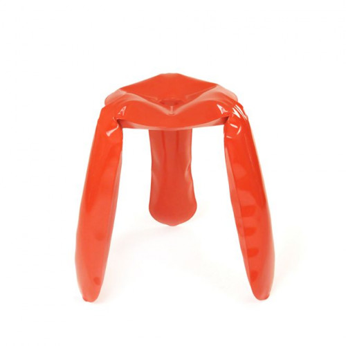Plopp Standard Stool - Red