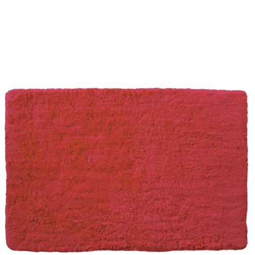 Tapis de Bain | 50 cm x 75 cm | Rouge