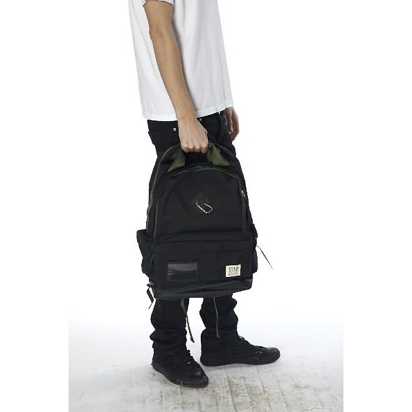 Feed Health Backpack Black