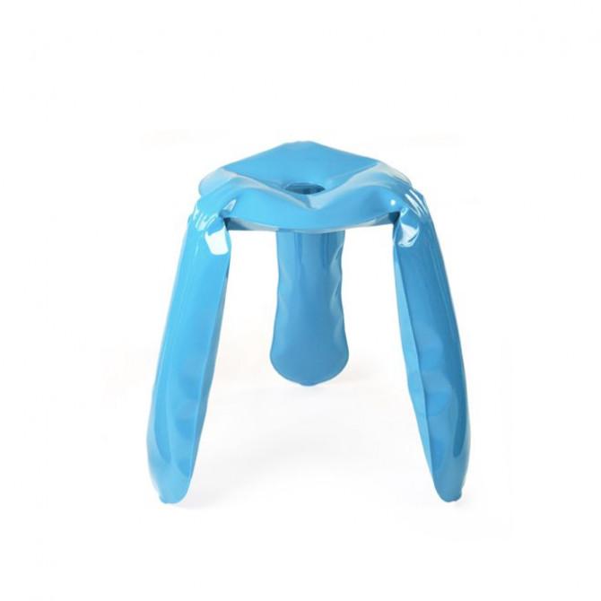 Plopp Standard Stool - Blue