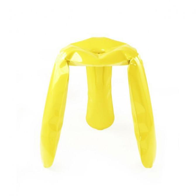 Plopp Standard Stool - Yellow