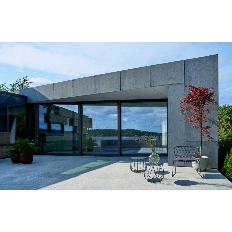 Reso Lounge Table | Black 1