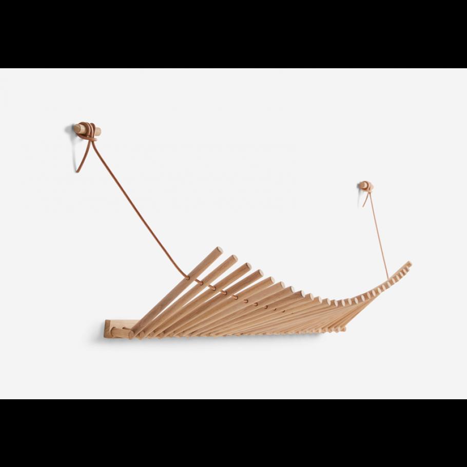 Garderobe Knaegt | Helles Holz