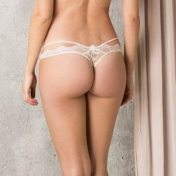 Thong | Off White 131001