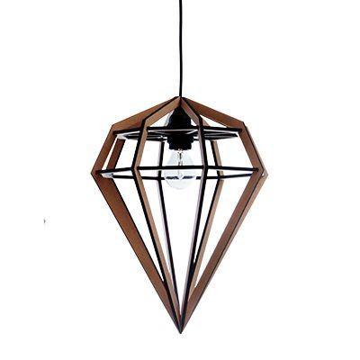 RAW Lamp Nature | Medium