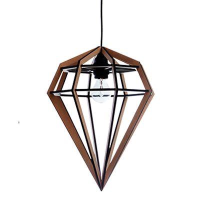 RAW Lamp Nature | Large