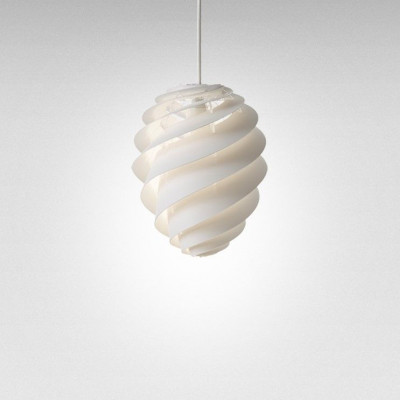 Pendant Lamp Swirl 2 | White