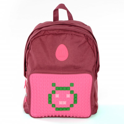Double Backpack | Pink
