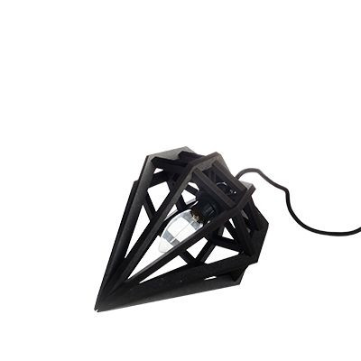 RAW Lamp Black | Small