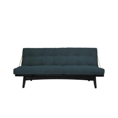 Sofa Folk | Pale Blue-Black Lacquer
