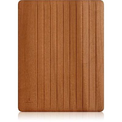 Miniot Hülle iPad Mk2- Mahagoni