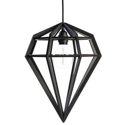RAW Lamp Black | Large
