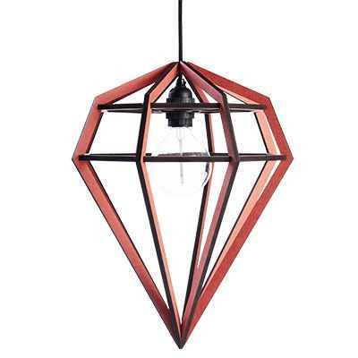 RAW Lamp Red | Large