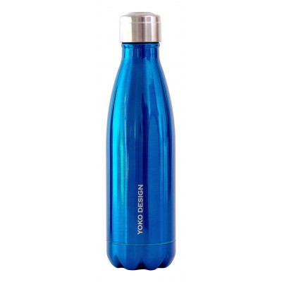 Isotherme Trinkflasche 500 ml | Blau