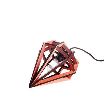 RAW Lamp Red | Small