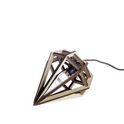 RAW Lamp Light Grey | Small