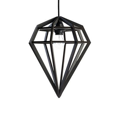 RAW Lamp Black | Medium