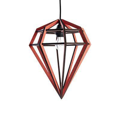 RAW Lamp Red | Medium