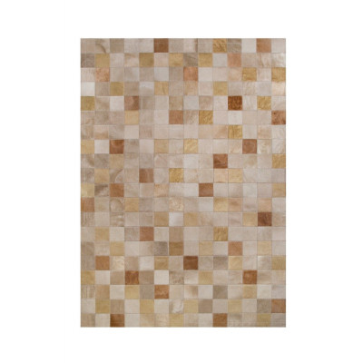 Leather Carpet | Beige