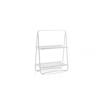 Tischregal 58 cm | Weiß