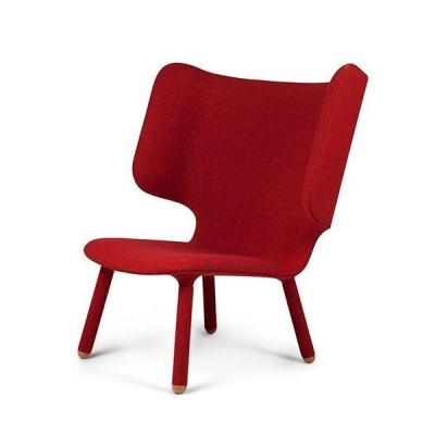 Tembo Chair | Tweed Red