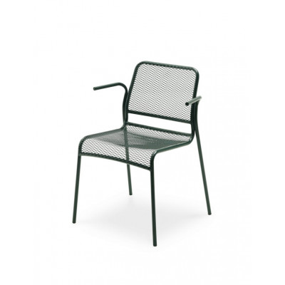 Outdoor Armchair Mira | Green