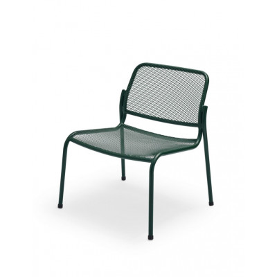 Outdoor-Lounge-Stuhl Mira | Grün