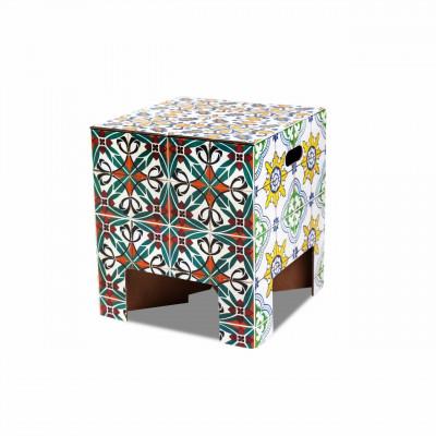 Holländischer Design Stuhl | Fliesen