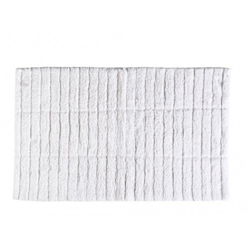 Tapis de Bain Tiles   Blanc